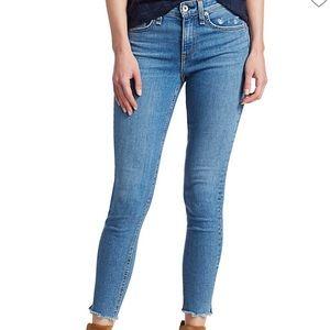 Rag & Bone Cate Mid Rise Skinny Jeans in Palmer 24